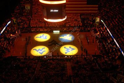 25836 Men's Basketball vs Pitt - Opening Ceremonies
