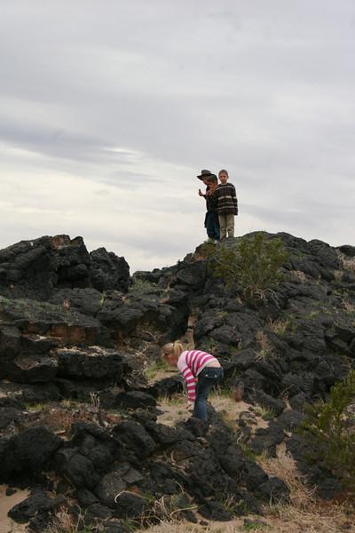 Amboy Crater Feb 2009
