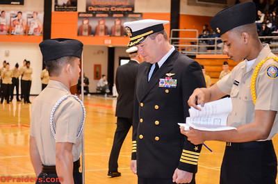 ROTC Inspection