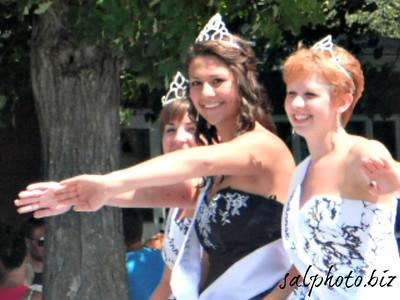 Glenwood's Waterama Parade 2012