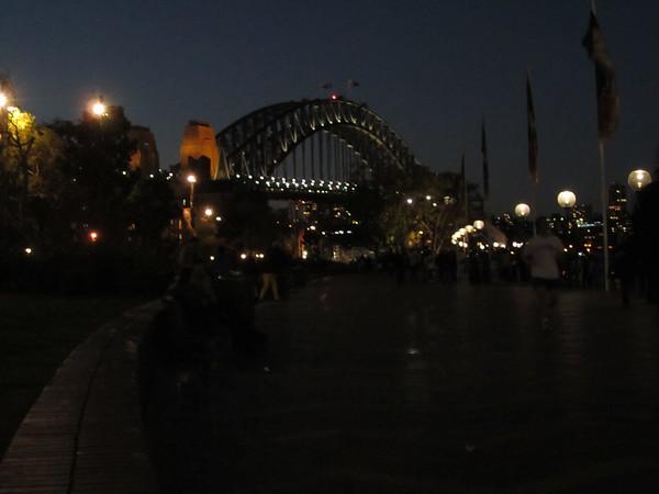 Sydney - Opera House and Harbour Bridge