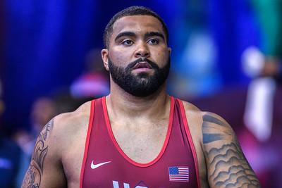 125kg: Gable Steveson