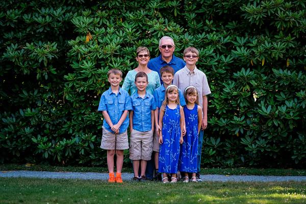 Conrad Cutler Family Photos