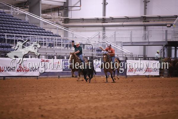 WARM UP ROPING