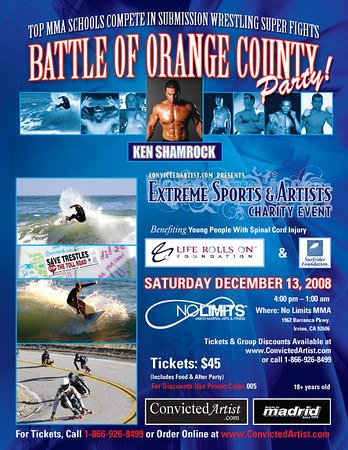Battle of Orange County Party 121308