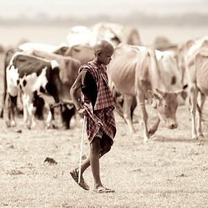 KENYA PEOPLE AND LANDSCAPES