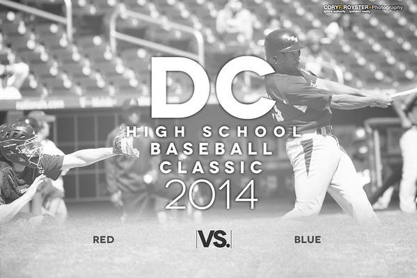 DC High School Baseball Classic 2014