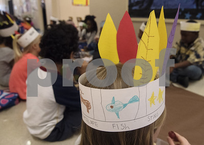 caldwell-elementary-firstgraders-share-a-feast-ahead-of-thanksgiving