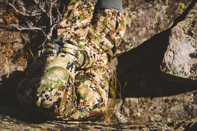 Craig Francis (@craigfrancisphoto) glassing for elk in Idaho. September 2018