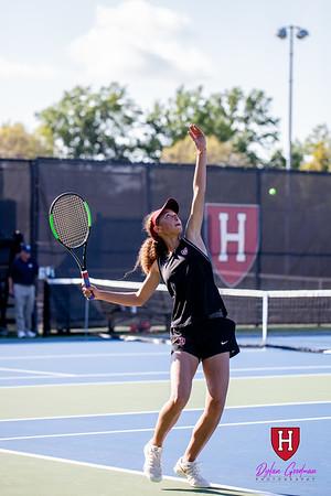 Havard Women's Tennis vs. Boston College - September 18, 2021