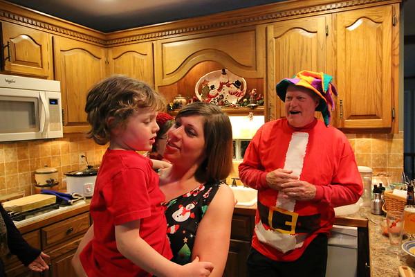 Cooke Family Christmas - 12/16/17