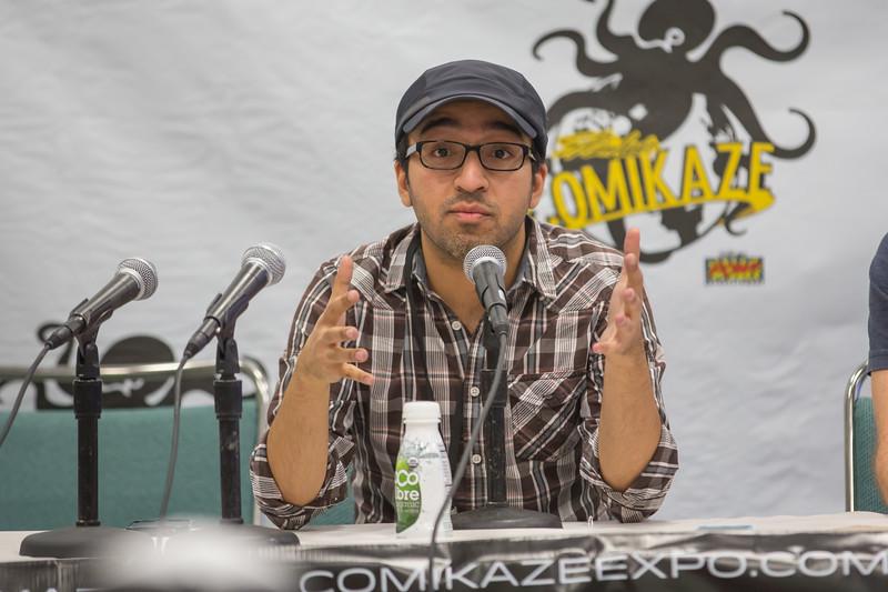 2013 Comikaze Expo - Valiant Entertainment