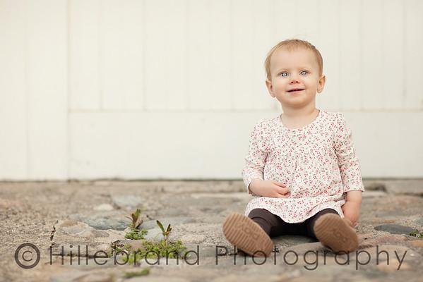 Maddie: 12 Months
