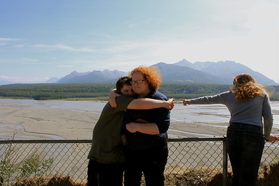 Luke, Laurie, and Beanie