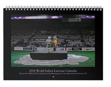 2016 Haudenosaunee Cultural Calendar from WILC2015 at Onondaga Nation & Syracuse, NY