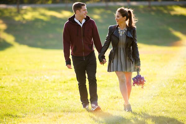 Katie & Tony