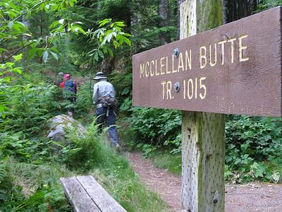 McClellan Butte 2010