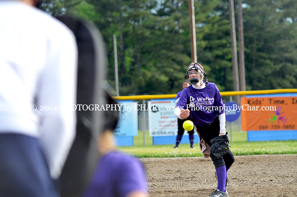 BUCS Softball Athens vs Tekonsha League 3 6-4-2014