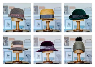 COUTURE HATS BY VANJA JOCIC