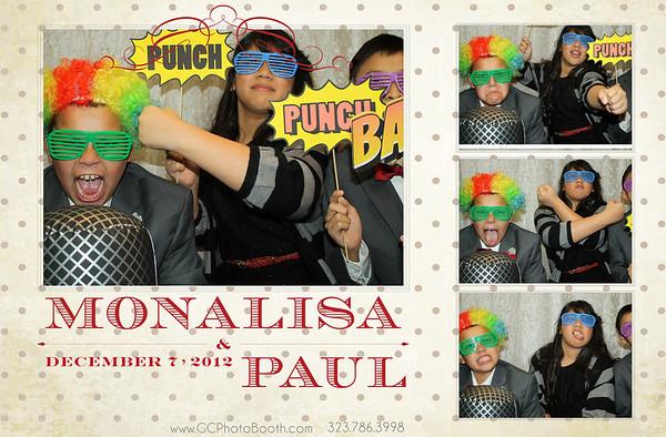 Paul and Mona's Wedding