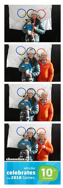Winter Games 10th Anniversary Kick-Off