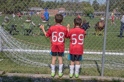 Jack & Liam - Soccer