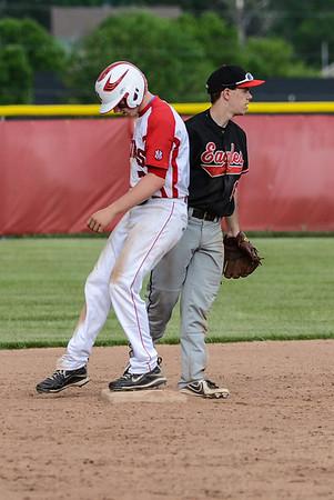 2014 Baseball Mt. Horeb vs Sauk 5-27