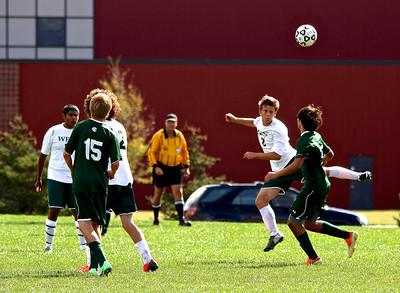 Zeeland West vs. West Catholic Soccer