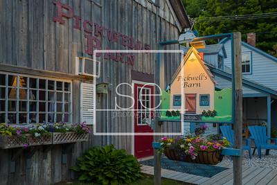 Pickwell's Barn