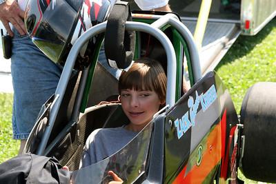 Quaker City Raceway, July 12, 2008