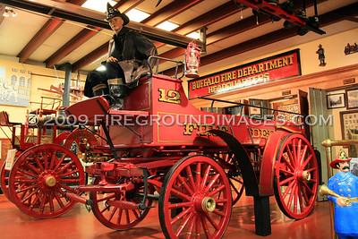 Buffalo Fire Historical Museum (Buffalo, NY) 7/11/09