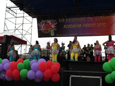 Festival Gaitas VII Academia Merici 2012