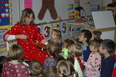 Kindergarten Pajama Party