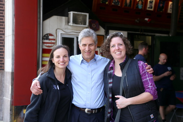 2017-05-04 Lunch at Engine 34 Ladder 21 FDNY