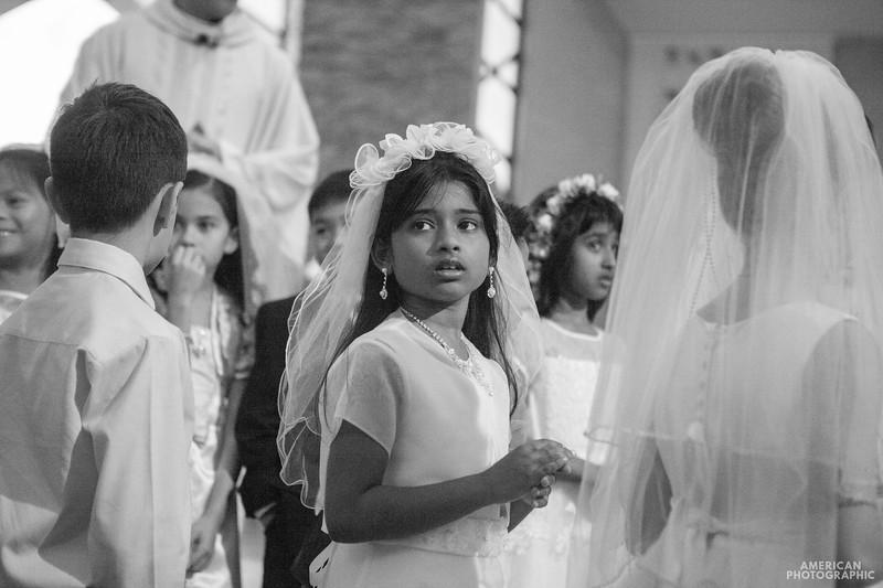 Beatrice Holy Communion