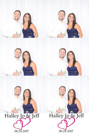 2017-06-24 - Halley Jo (Smerk) & Jeff Wiseman Photo Booth