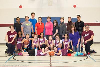 Basketball Atom Girls 2016