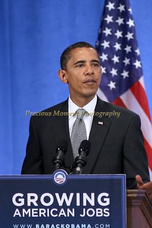44th President Barack Obama - PBCC