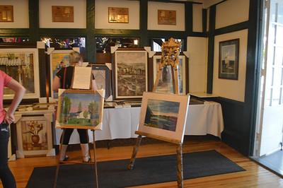 LHF Art Auction - July 27, 2013