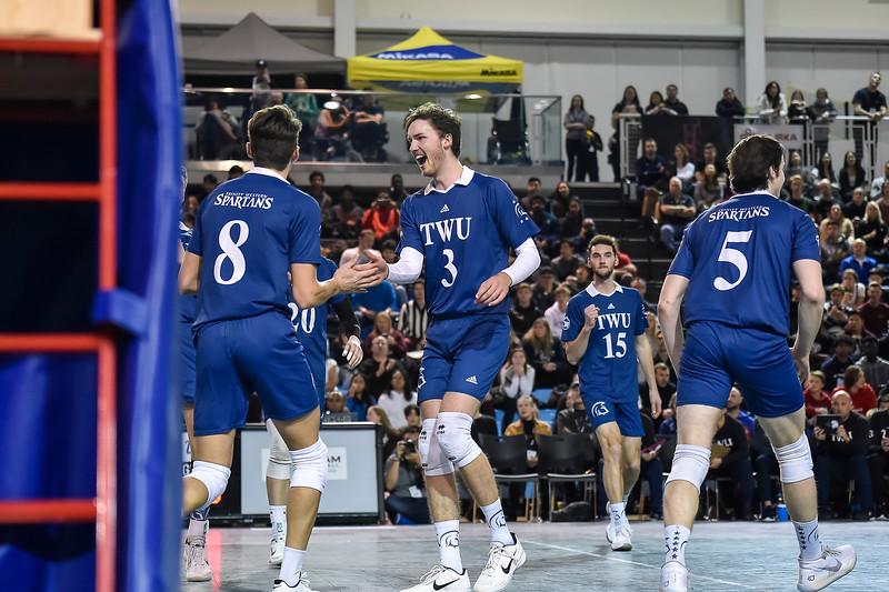 12.29.2019 - 4564 - UCLA Bruins Men's Volleyball vs. Trinity Western Spartans Men's Volleyball.jpg