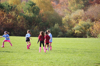 October 26, 2019 Outdoor fall soccer