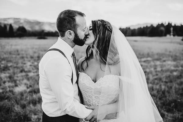 Joe + Sarah's Wedding