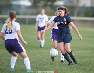Watkins Glen Girls Soccer 9-26-19