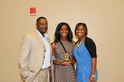 2015 Sydnee Kemp Award Banquet