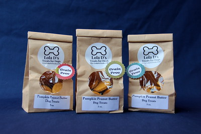 Lola D's Dog Treats