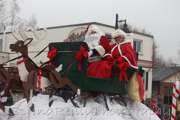 2015 Uxbridge Santa Claus Parade