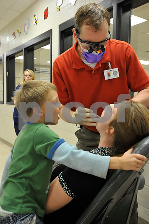 6/3/15 Free Health Clinic in Van by Andrew D. Brosig