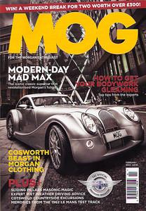 Morgan Aero Max