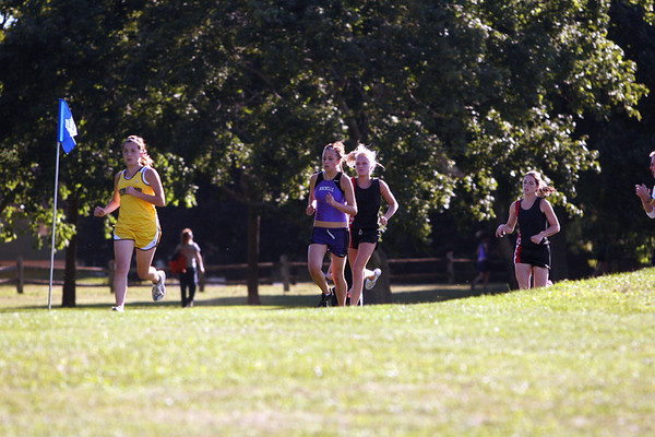 2007 ROCHELLE HUBS CROSS COUNTRY vs OTHER TEAMS