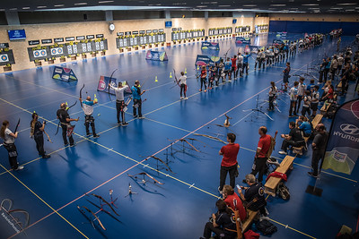24_HYUNDAI Indoor Archery Challenge (26 Oct 2019)